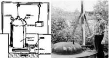 ...чертеж такого простого биогенератора, который стоит разрабатывать чертежи биогазовой установки из расчета.
